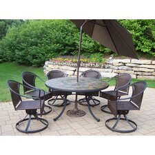 Tuscany 9 Piece Dining Set