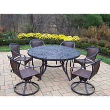 Lovely Mississippi 7 Piece Dining Set