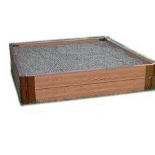 4' W Square Sandbox