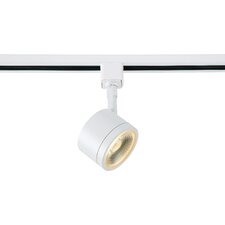 1-Light LED Round Track Head