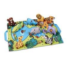Take-Along Wild Safari Playmat