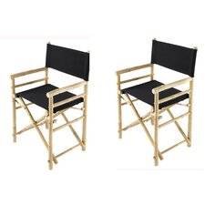 Top Reviews Phat Tommy Foldable Directors Chair (Set of 2)
