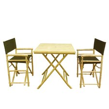 Discount Phat Tommy 3 Piece Bistro Set