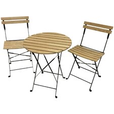 Phat Tommy Aviara 3 Piece Bistro Set