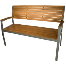 Bargain Phat Tommy Fushion Steel / Wood Park Bench