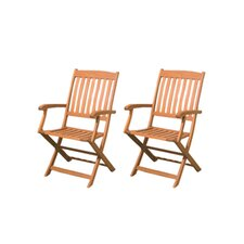 Phat Tommy Spontaneity Folding Armchair (Set of 2)