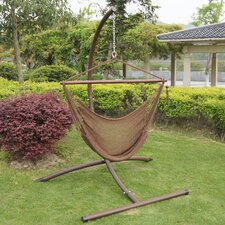 Phat Tommy Deluxe Polyester Chair Hammock with Stand