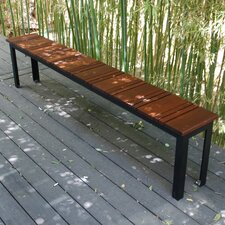 Lovely SOL Outdoor Dining Bench