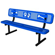 Bark Park Basic Bench