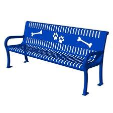 Bark Park Deluxe Bench