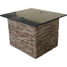 Best #1 Monterey Gas Outdoor Fire Pit Table