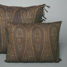 Little Tear Drop Paisley Decorative Indoor/Outdoor Lumbar Pillow
