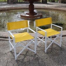 Oxford Folding Director's Chair (Set of 2)