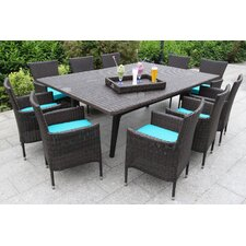 Natal 11 Piece Dining Set