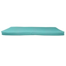 Outdoor Sunbrella Bench Cushion (Set of 2)