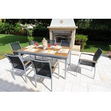 Galliano 7 Piece Dining Set