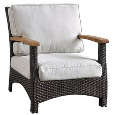 Madrid Deep Seating Chair with Cushion