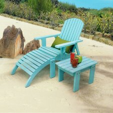 5 Piece Adirondack Seating Group
