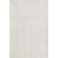 Diamond Platinum White Indoor/Outdoor Rug