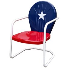 #1 Texas Retro Chair