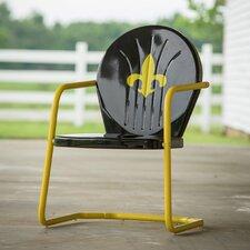Fleur De Lis Retro Chair