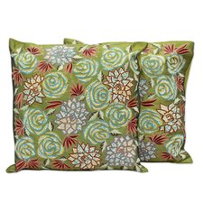 Rose Dazzle Pillow Cover (Set of 2)