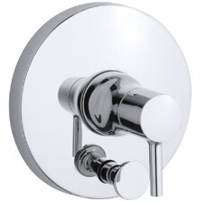 Toobi Rite-Temp Valve Trim with Diverter, Valve Not Included
