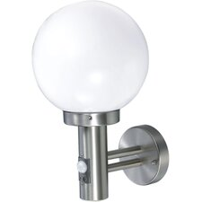 Globe 1 Light Outdoor Sconce