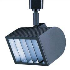 5-Light Wall Wash Luminaire Line Voltage Track Head