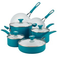Ceramic CXi Non-Stick 12 Piece Cookware Set