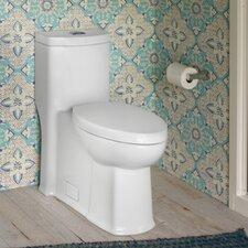 Boulevard Siphonic Dual Flush Elongated One-Piece Toilet