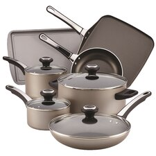 17 Piece Nonstick Cookware Set