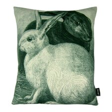 Rabbits Lumbar Pillow