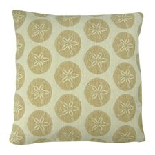 Sand Dollars Throw Pillow