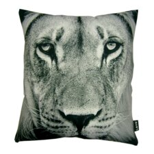 Lion Eyes Lumbar Pillow