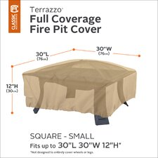 Reviews Terrazzo Fire Pit Cover