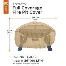 Terrazzo Fire Pit Cover