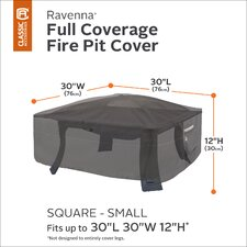 Ravenna Fire Pit Cover