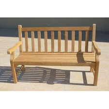 Kensington Teak Garden Bench