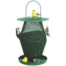 No / No Lantern Caged Nyjer/Thistle Feeder