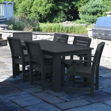 Weatherly 7 Piece Dining Set