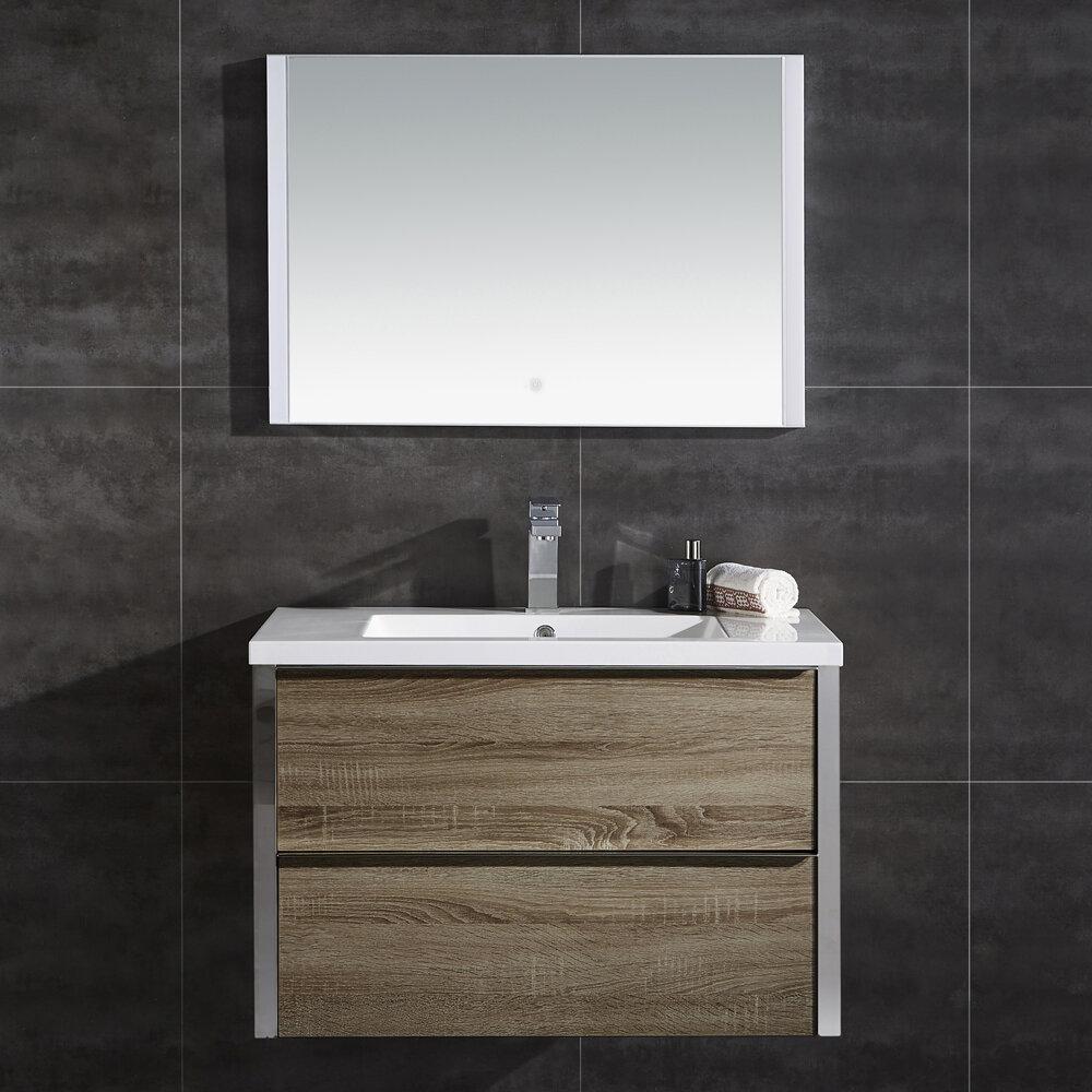 Ove Decors Theo 32 Quot Single Bathroom Vanity With Mirror Ebay