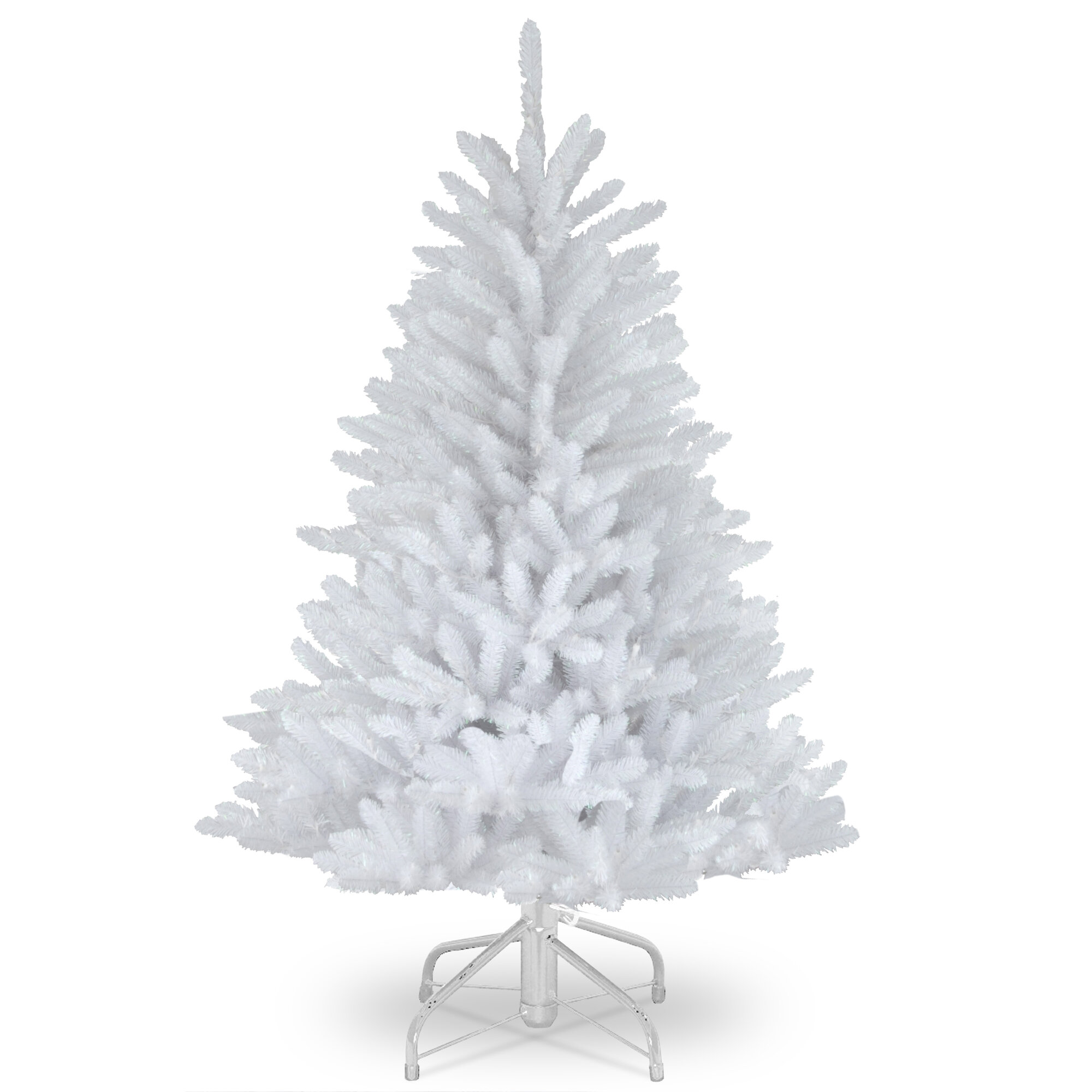 National Tree Co. Dunhill White Fir Artificial Christmas Tree   eBay