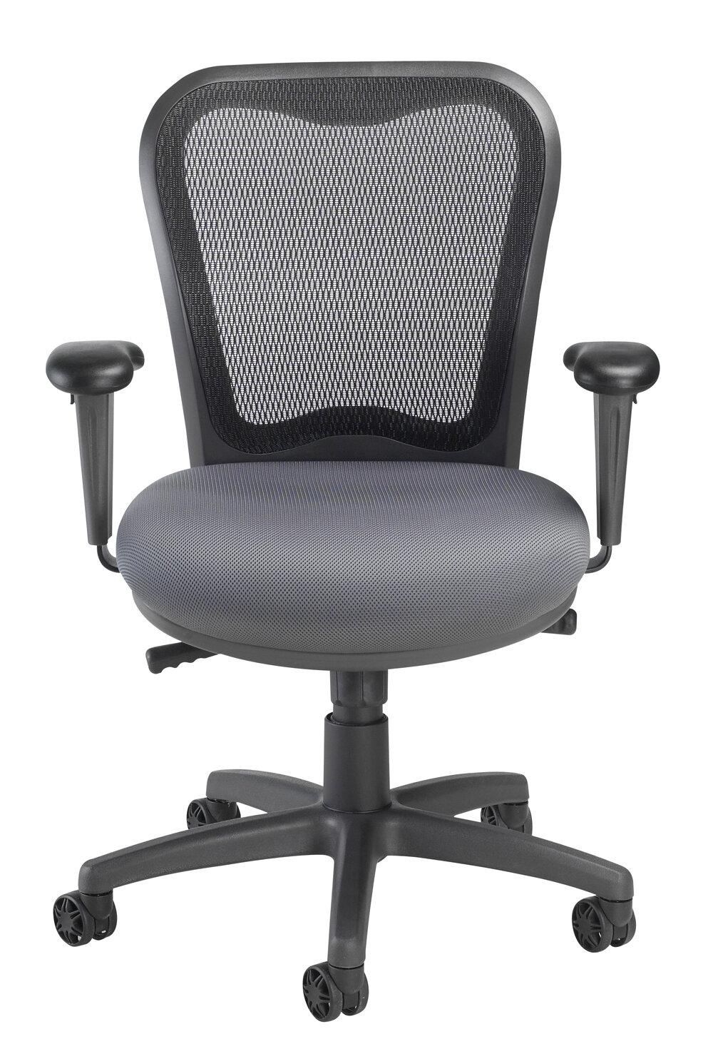 Nightingale Chairs Lxo Mid Back Mesh Desk Chair
