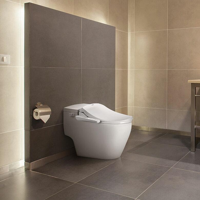 Brilliant Details About Bio Bidet Slim One Toilet Seat Bidet Elongated Bowl Bralicious Painted Fabric Chair Ideas Braliciousco