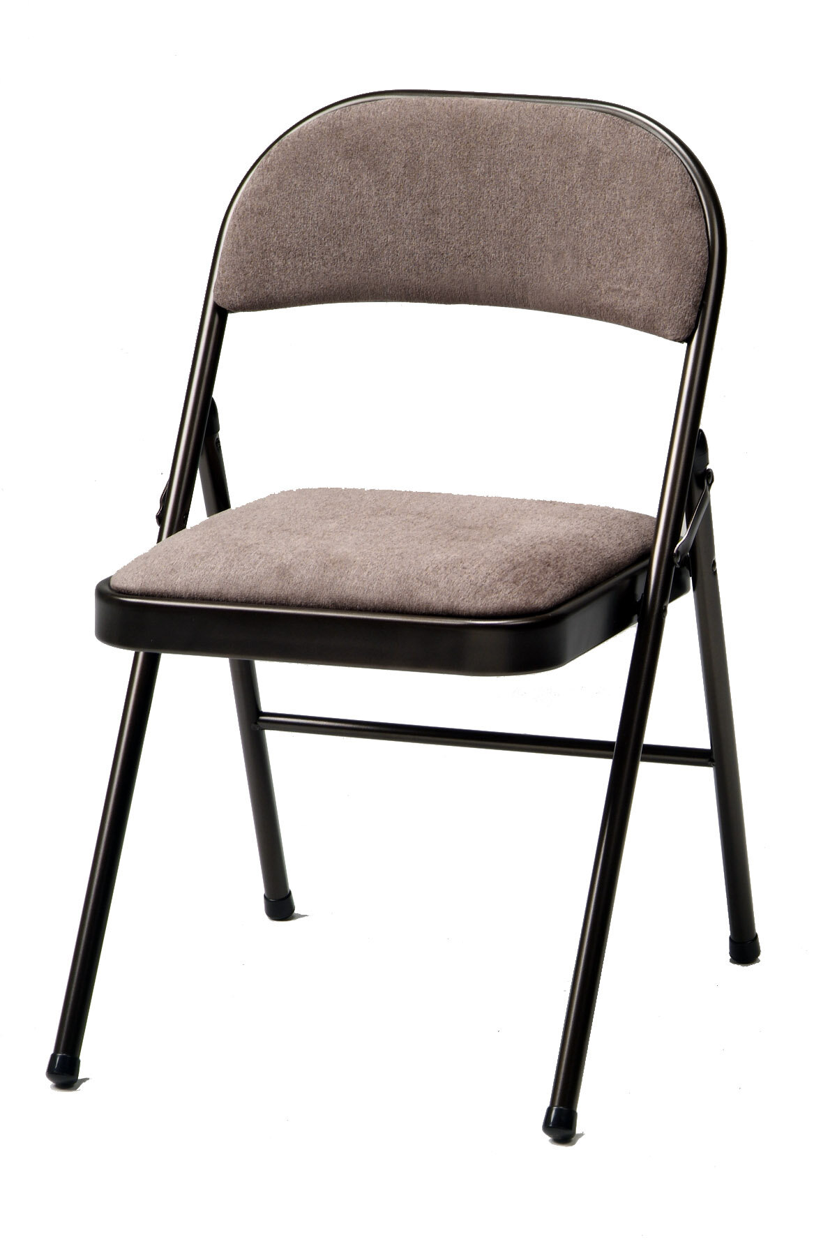 Meco Corporation Deluxe Fabric Padded Folding Chair Set Of 4 Ebay