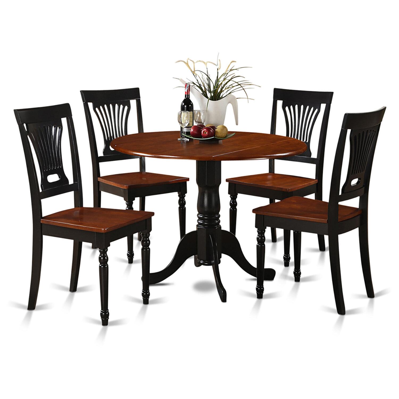 Wooden Importers Dublin 5 Piece Dining Set Woim1779 Ebay