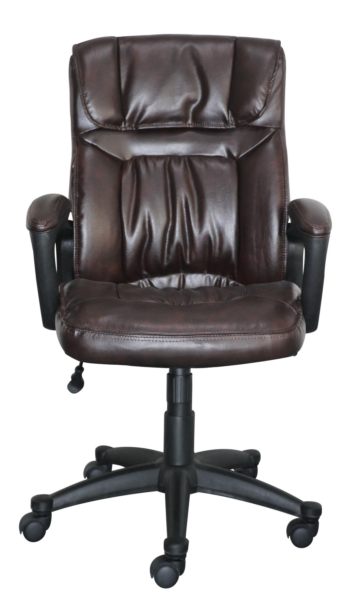 Serta Chr200120 Style Hannah Comfort Leather Office Chair Biscuit About This Product Picture 1 Of 6 2