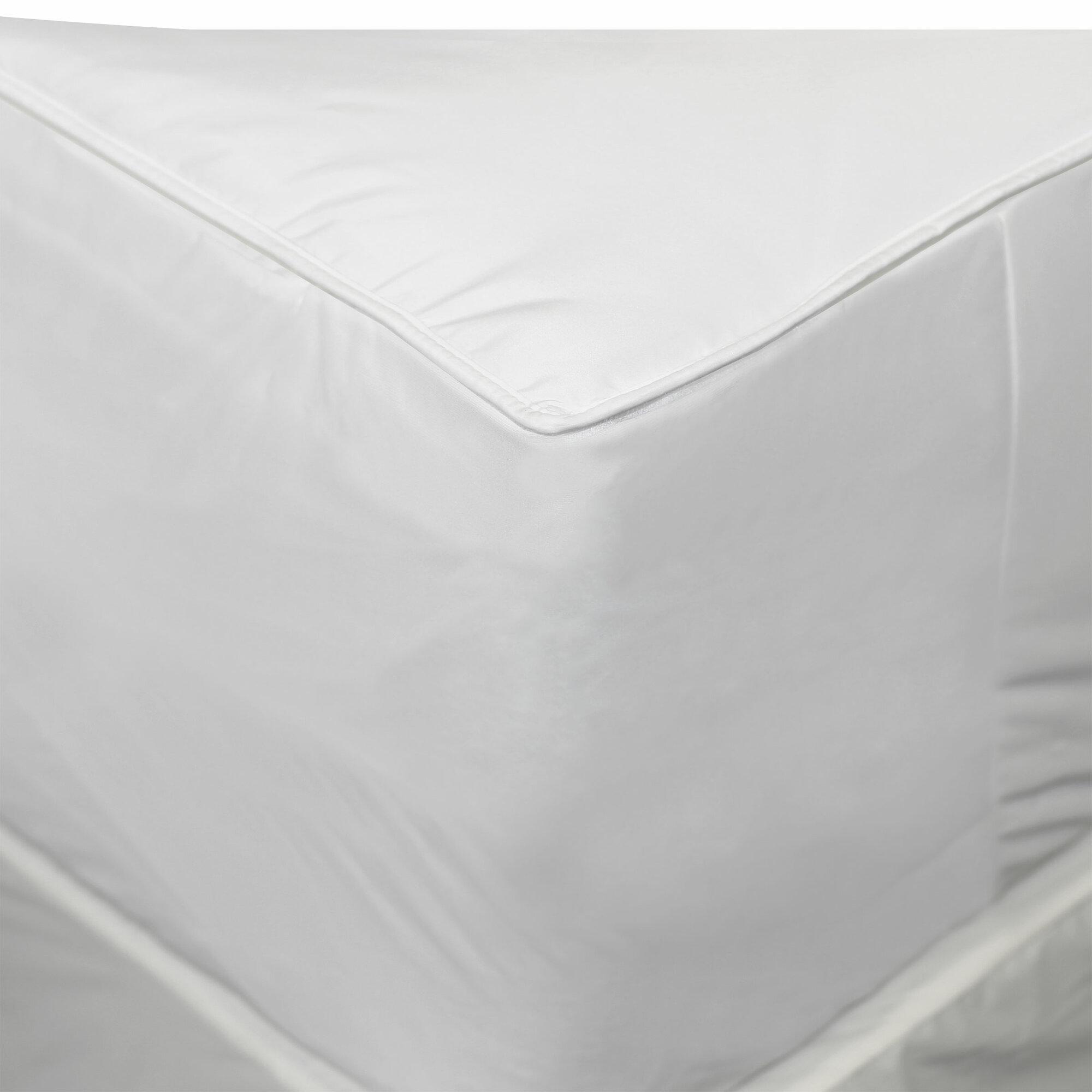 Allerease Polyester Mattress Pad Ebay