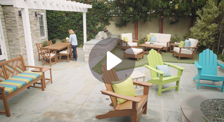 Since 1990, POLYWOOD has been the leader in low-maintenance, casual outdoor  furniture built to withstand extreme weather conditions. - POLYWOOD Wayfair